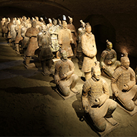 Shopping & Terracotta Army Experience