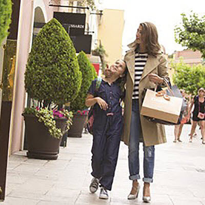 Shopping Day Experience with €400 Gift Card