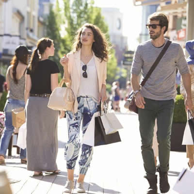 Shopping Day Experience at Ingolstadt Village with €25 Shopping Card