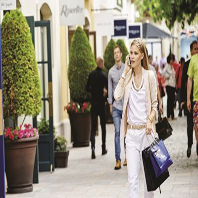 Shopping Day Experience with €50 Gift Card
