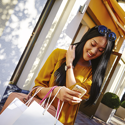 Shopping Package - with €50 Shopping Card